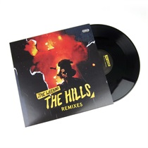 THE HILLS REMIXES FEAT EMINEM AND