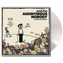 AND THE ANONYMOUS NOBODY CLEAR VINYL
