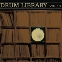 DRUM LIBRARY VOL13