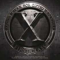 X-MEN FIRST CLASS (SOUNDTRACK)