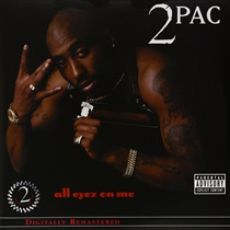 ALL EYEZ ON ME 4LP REMASTERD