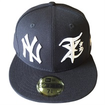 NEW YORK YANKEES×東京弐拾伍時 59FIFTY 7 3/8