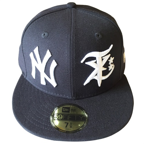 NEW YORK YANKEES×東京弐拾伍時 59FIFTY 7 1/2
