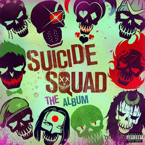 SUICIDE SQUAD THE ALBUM