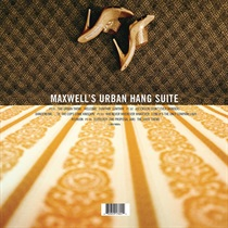 MAXWELLS URBAN HANG SUITE GOLD VINYL
