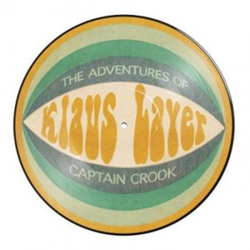 THE ADVENTURES OF CAPTAIN CROOK  PICTURE  VINYL