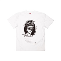 CONFISCATED TEE WHITE  XL