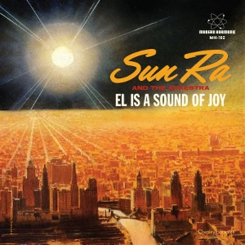 EL IS A SOUND OF JOY B/W BLACK SKY A