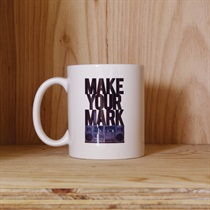 BOOMBOX MAKE YOUR MARK MUG