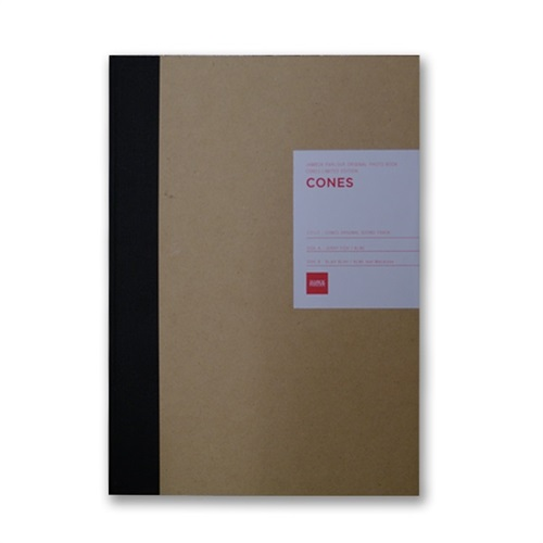 CONES (PHOTO BOOK HARD COVER)