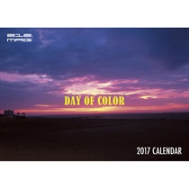 DAY OF COLOR 2017 CALENDER