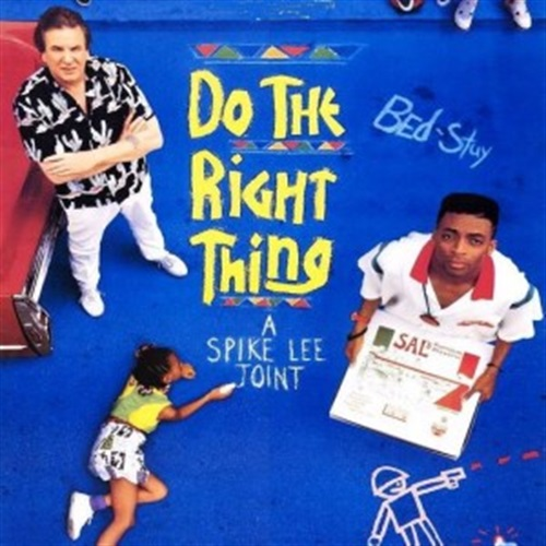 DO THE RIGHT THING (SOUNDTRACK)