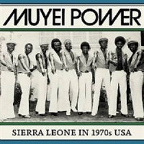 SIERRA LEONA IN 1970S USA