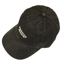 STARTER LOW CAP (BLACK DENIM)