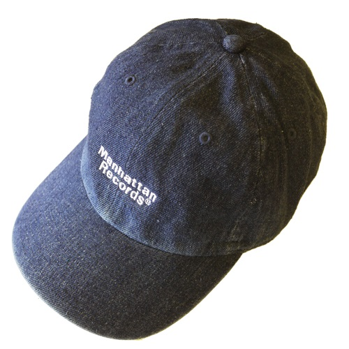 STARTER LOW CAP (INDIGO DENIM)