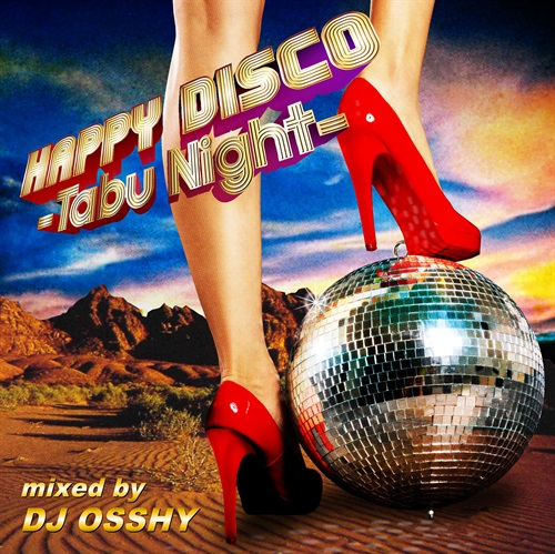 HAPPY DISCO -TABU NIGHT-