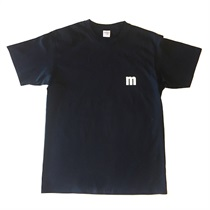 "M-TEE ""SIMPLE"" BLACK(XL)"