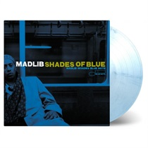SHADES OF BLUE: MADLIB INVADES BLUE