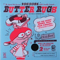 BUTTER RUGS WHITE