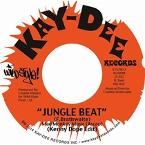 B BOY BEAT / JUNGLE BEAT