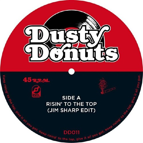 DUSTY DONUTS 011