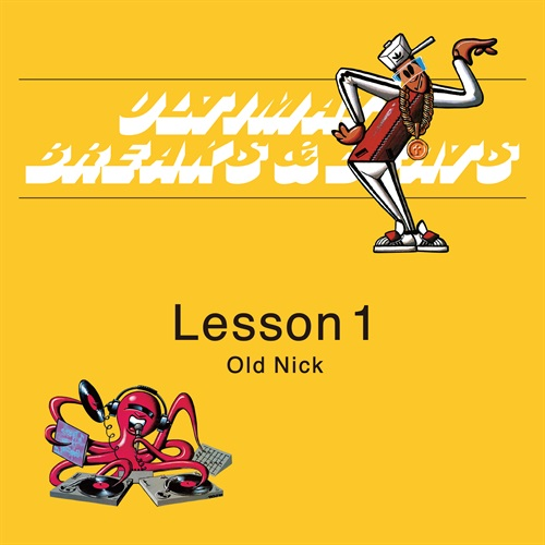 ULTIMATE BREAKS & BEATS -LESSON 1-