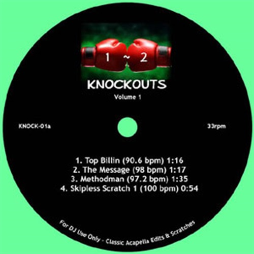 1-2 KNOCKOUTS VOL 1