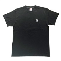 THC LOGO TEE BLACK(XL)