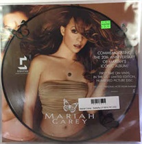 BUTTERFLY 20TH ANNI PICTURE DISC