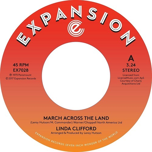 MARCH ACROSS THE LAND[