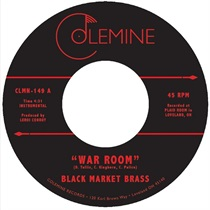 WAR ROOM B/W INTO THE THICK