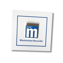 MANHATTAN LOGO PINS