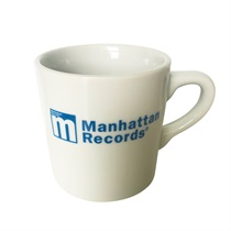 MANHATTAN RECORDS MUG CUP