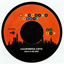 CARIFORNIA LOVE/WEST COAST POP LOCK