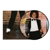 OFF THE WALL (PICTURE DISC)