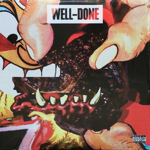 WELL DONE (RED VINYL)