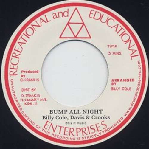 WOMAN / BUMP ALL NIGHT