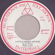 LITTLE GREEN APPLES / MYSTIC MOOD