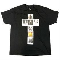 XL:BLK CROSS