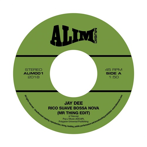 RICO SUAVE BOSSA NOVA(MR THING EDIT)