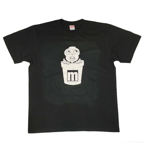 TABOO1 × MANHATTAN RECORDS TEE BLACK(M)