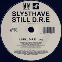 STILL D.R.E. / LET ME RIDE FT. JIMETTA ROSE (RADIO EDIT)