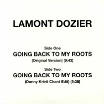 GOING BACK TO MY ROOTS(DANNY KRIVIT CHANT EDIT)