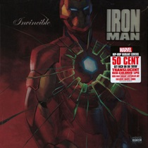 GET RICH OR DIE TRYIN'(MARVEL REISSUE)