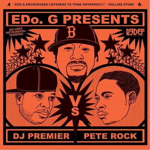 PETE ROCK VS. DJ PREMIER(7INCH X 4)