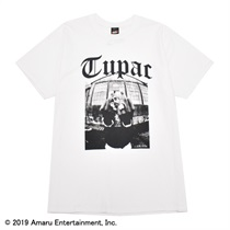 2PAC PHOTO S/S TEE XL