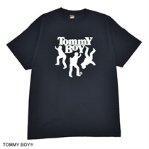 TOMMY BOY LOGO S/S TEE BLACK  XL