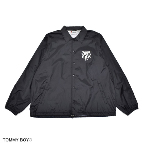 TOMMY BOY LOGO COACH JACKET L
