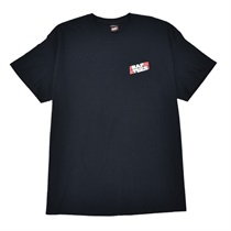 RAP TEES S/S TEE BLACK  L