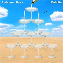 BUBBLIN (CREAM COLORED) (USED)